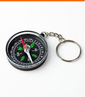 Brelok z kompasem